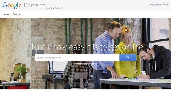 Google Domains, il nuovo servizio di Mountain View